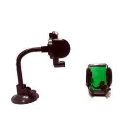 Mobile Holder Long Stick with Glass | Phone Holder | Mobile Holder | Car Cell Mobile Phone Holder Stand-SehgalMotors.Pk