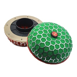 HKS Cold Air Intake Filter Mushroom Shape | Round Mushroom Super Power Car Air Filter Cleaner Intake Flow | Intake Filter | Cold Intake Filter | -SehgalMotors.Pk