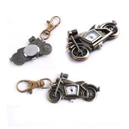 Bike Clock Metal Key Chain / Key Ring | Key Chain Ring For Keys | New Fashion Creative Novelty Gift Keychains-SehgalMotors.Pk