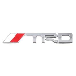 TRD Metal Monogram | Emblem | Decal | Logo