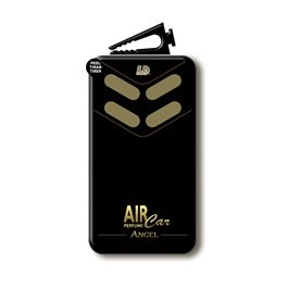 LD Air Grille Car Perfume Fragrance Homme Black | Car Perfume | Fragrance | Air Freshener | Best Car Perfume | Natural Scent | Soft Smell Perfume-SehgalMotors.Pk