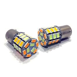 Dual Indicator Parking SMD LED Bulbs-pair-SehgalMotors.Pk