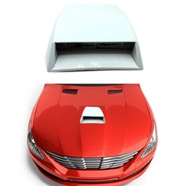 Air Flow For Car Hood Small Size - Mix Color 701-SehgalMotors.Pk
