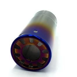 Silencer Pipe Burnt Tip Exhaust Silencer Muffler Tip B58-SehgalMotors.Pk