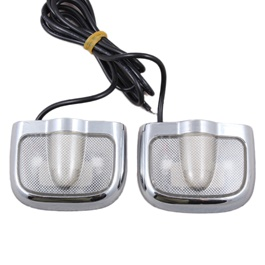 Toyota Ghost Shadow Floor LED Light | Car LED Courtesy Door Projector Light | Ghost Shadow Light Lamp-SehgalMotors.Pk
