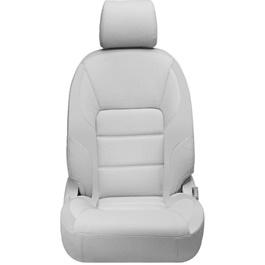 Toyota Corolla Seat Covers Gray - Model 2014-2017-SehgalMotors.Pk