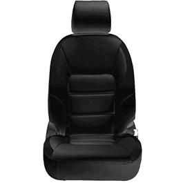 Toyota Corolla Seat Covers Black - Model 2014-2017-SehgalMotors.Pk
