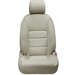Honda Civic Seat Covers Gray Design 2 - Model 2016-2020-SehgalMotors.Pk