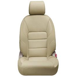 Honda City Seat Covers Beige Design 2 - Model 2015-2017-SehgalMotors.Pk