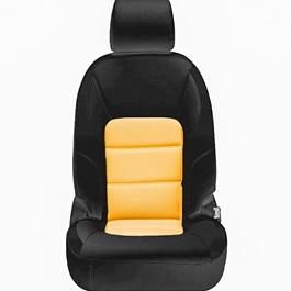 Toyota Corolla Seat Cover Black Brown Design 2 - Model 2014-2017-SehgalMotors.Pk