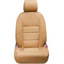 Honda City Seat Covers Brown - Model 2015-2017-SehgalMotors.Pk