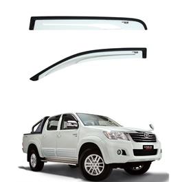 Toyota Hilux Vigo Champ Air Press / Sun Visor Sun Visors white and Black - Model 2005-2016-SehgalMotors.Pk