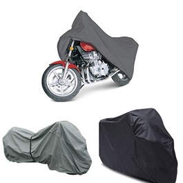 Waterproof & Dust Proof Motorcycle Bike Top Cover - Multi Color