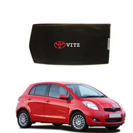 Toyota Vitz Side Sunshade / Sun Shades with Logo - Model 2004-2010-SehgalMotors.Pk