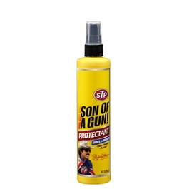 STP Son of Gun Protectant Oudh - 10 Oz | Dashboard Cleaner | Car Cleaning Product | Protect Interior | Car Care | For Interior Shining-SehgalMotors.Pk