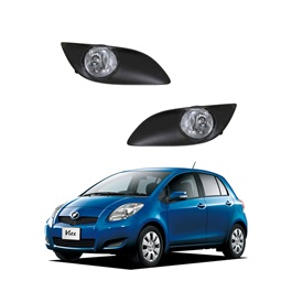 Toyota Vitz DLAA Fog Lamps / Fog Lights - Model 2008-2009 - TY370-SehgalMotors.Pk