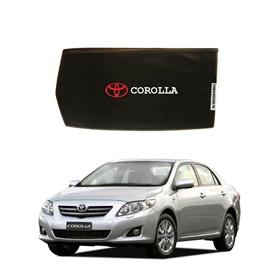 Toyota Corolla Side Sunshade / Sun Shades with Logo - Model - 2008-2014-SehgalMotors.Pk