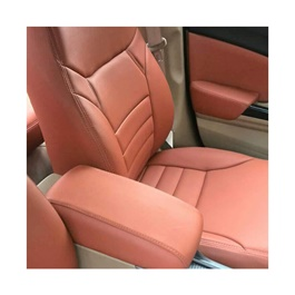 Suzuki Ciaz Seat Covers Brown/Black with Straight Lines - Model 2017-2020-SehgalMotors.Pk