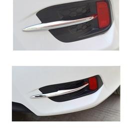 Honda Civic Rear Brake Chrome Trim - Model 2016-2020 MA001582-SehgalMotors.Pk