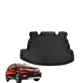 Honda BRV Foam Trunk Mat - Model 2017-2019 | Trunk Boot Liner | Cargo Mat Floor Tray | Trunk Protection Mat | Trunk Tray Cover Pad-SehgalMotors.Pk