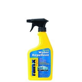 Rain-X Glass Water Repellent 473ML | Rain & Water Repellent Nano Hydrophobic Window Protectant | Car Front Windshield Anti-Rain Agent Rear View Mirror | Rain Repellent Agent-SehgalMotors.Pk