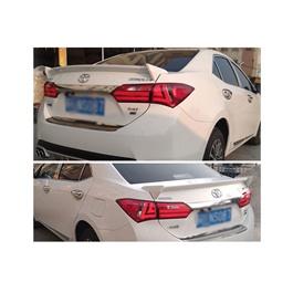 Toyota Corolla New Trunk spoiler - Model 2014-2020-SehgalMotors.Pk