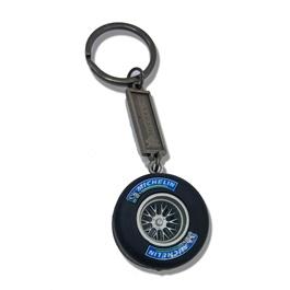 Michelin Tire / Tyre Key Chain / Key Ring | Key Chain Ring For Keys | New Fashion Creative Novelty Gift Keychains-SehgalMotors.Pk