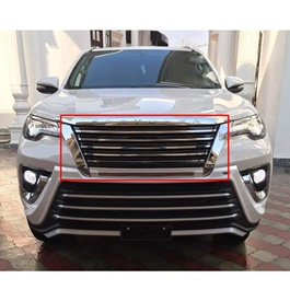 Toyota Fortuner Front Grille China - Model 2016-2020-SehgalMotors.Pk