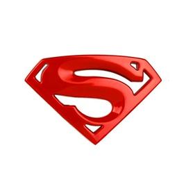 Superman Logo Special - Red   Emblem   Decal   Monogram   Logo-SehgalMotors.Pk