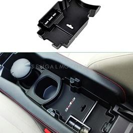Honda Civic Arm Rest Storage Box - Model 2016-2020-SehgalMotors.Pk