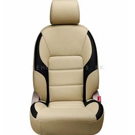 Honda Civic Reborn Seat Covers - Model 2006-2012 | Leather Type Rexine Seat Covers | Seat Covers | Universal Seat Covers | Leather Type Seat Covers-SehgalMotors.Pk