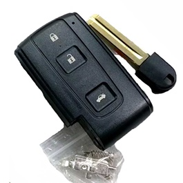Toyota Prius key Cover Shell - Model 2016-2019    Protective Shell Cover   Replacement Key Cover-SehgalMotors.Pk