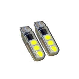 Maximus Parking SMD LED with Flasher Function- Pair | Strobe Flashing-SehgalMotors.Pk