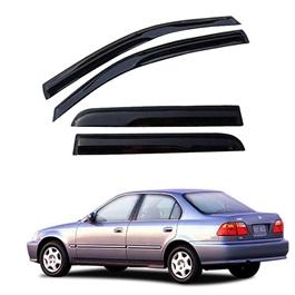 Honda Civic Air Press / Sun Visor Without Chrome - Model 1996-1999-SehgalMotors.Pk