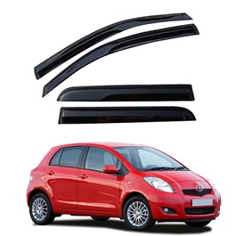 Toyota Vitz Air Press / Sun Visor Without Chrome - Model 2004-2011-SehgalMotors.Pk
