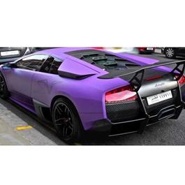 Lilac Wrap Per Sq Ft | Car Vinyl Wrap Film | Car Wrapping | Vehicle Wrap