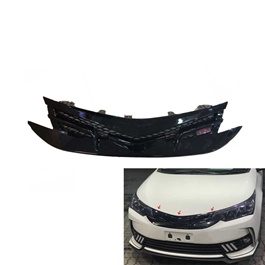 Toyota Corolla Face Lift TRD Glossy Grille - Model 2017-2020-SehgalMotors.Pk