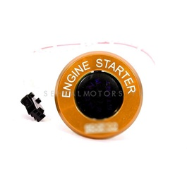 Car Engine Push Start Button | Go Push Button | Engine Start Stop Immobilizer-SehgalMotors.Pk