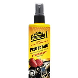 Formula 1 Protectant Strawberry Fragrance | Dashboard Cleaner | Car Cleaning Product | Protect Interior | Car Care | For Interior Shining-SehgalMotors.Pk
