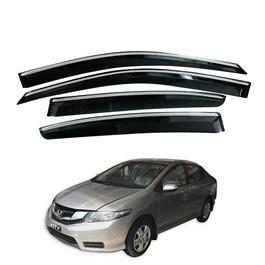Honda City Premium Air Press / Sun Visor With Chrome - Model 2008-2017-SehgalMotors.Pk
