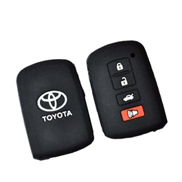 Toyota Corolla Face Lift PVC / Silicone Protection Key Cover - Model 2017-2020