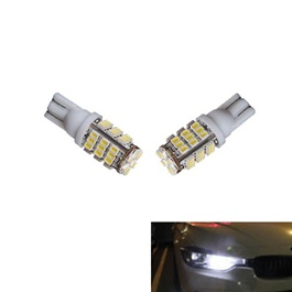 Maximus 42 SMD Parking Light Yellow - Pair   Led Light Bulb For Parking   SMD Car Exterior Lamps Parking Lights Car Accessories-SehgalMotors.Pk
