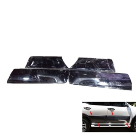 Toyota Fortuner Door Body Cladding - Model 2016-2020-SehgalMotors.Pk