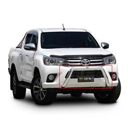 Toyota Hilux Vigo Powerful Bull Bar - Model 2005-2016-SehgalMotors.Pk
