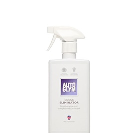 Autoglym Odour Eliminator 500 ML |  Breaking Down Persistent Smells | Reduce Bad Odour| Fragrance Product-SehgalMotors.Pk