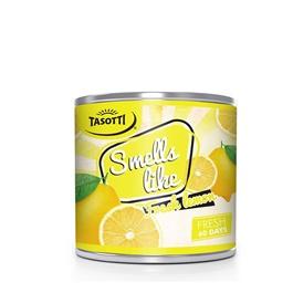 Tasotti Smells Like Gel Car Perfume Fragrance Fresh lemon-SehgalMotors.Pk