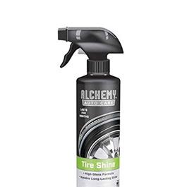 Alchemy Tire / Tyres Shine 473ML-SehgalMotors.Pk