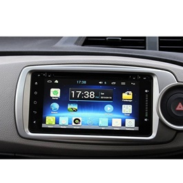 Toyota‬ ‪Vitz‬ Android LCD IPS Navigation Unit ‪‎- Model 2014-2019-SehgalMotors.Pk