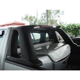 Toyota Hilux Revo Roll Bar With LED - Model 2016-2020-SehgalMotors.Pk