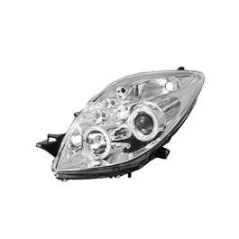 Toyota Vitz Headlights / Head Lamps - Model 2005-2011-SehgalMotors.Pk